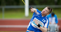 Tomi Syväjärvi ei anna maksansiirron hidastaa urheilemista.