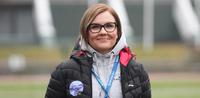 Riina-Kaisa Ojala ammensi oppia Johtaa kuin nainen -koulutuksesta.
