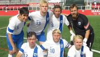 Siipirikot 16:nneksi CP-jalkapallon MM-kisoissa –