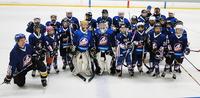 Erityislasten Special Hockey -toiminnalle löytyi tilausta jääkiekkohullussa maassa.
