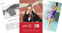Special Olympicsin 50-vuotisjuhlajulkaisu on täällä! – Tilaa tai käy hakemassa omasi.