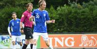 Suomi kymmenes CP-jalkapallon EM-kilpailuissa.