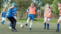 Soveltava jalkapallo paisui isoksi Rovaniemellä.