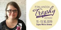 Finlandia Trophy: Viivi Väistö fanittaa omia luistelukavereitaan.