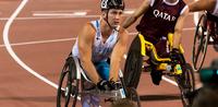 Henry Manni kelasi viidenneksi Dohan 100 metrillä.