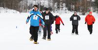 Special Olympics -lumikarnevaalit Vuokatin Urheiluopistolla 2.4..