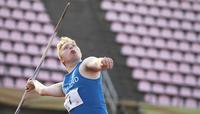 Kultaa Nikkolalle, Mustalahdelle ja Töyrylälle down-yleisurheilun EM-kisojen avauspäivänä.