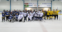 Ensimmäinen Special Hockey -turnaus oli menestys .