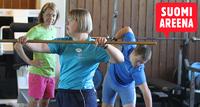 VAU ja Special Olympics Finland mukana Porin SuomiAreenassa.