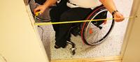 Liikuntapaikkarakentaminen: Esteettömyystekijät oltava kunnossa tai avustusta ei tipu.