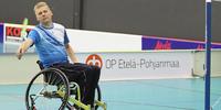 Viikko 44: Vammaisurheilun ja -liikunnan tapahtumia.