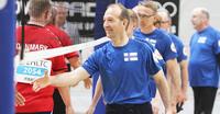 Juha Ojastenmäestä on kuoriutunut sydämensiirron jälkeen moninkertainen lentopallomestari.