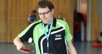Timo Averjanov edustaa Suomea kehitysvammaisten pöytätenniksen MM-kilpailuissa.