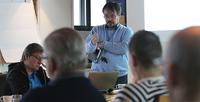 Integraatiolajien keskustelutilaisuudet Sporttitalolla syyskuussa.