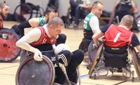 Pyörätuolirugbyn sarjakausi jää väliin / Finnish wheelchair rugby season cancelled.
