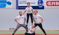 Näin Jyväskylän Kenttäurheilijoista tuli parayleisurheilun suunnannäyttäjä.