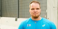 Mannille 800 metrin hopeaa ja Kirjoselle kuulapronssia EM-Grosseton päätöspäivänä.