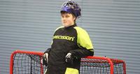 Salibandymaalivahti Nieminen lähtee Itävallan Special Olympics -kisoihin nauttimaan torjumisesta.
