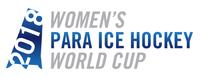 Kolme suomalaispelaajaa kelkkajääkiekon naisten World Cup -turnauksessa Ostravassa.