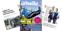 Syksyn Vammaisurheilu & -liikunta -lehdessä kouluteema.