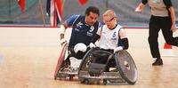 Tappio Ranskalle tiesi pyörätuolirugbymaajoukkueen jäämistä rannalle Rion paralympialaisista.