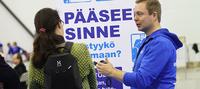 Esteettömyysseminaari 12.5. Rovaniemellä: Miten Ounasrinteen liikuntahallista saadaan aidosti esteetön?.