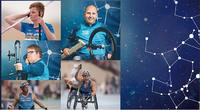 Viisi urheilijaa valittiin ensimmäisessä vaiheessa Tokion paralympiajoukkueeseen.
