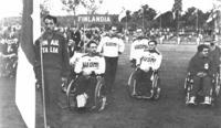 Tauno Valkama – Ensimmäinen paralympiamitalisti.