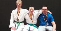 Kolmen mitalin lauantai sovelletun judon MM-kisoissa:
