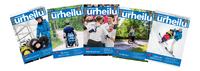 Kysely Vammaisurheilu & -liikunta -lehden lukijoille.