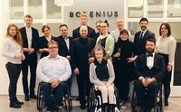 Borenius tärkeänä apuna Suomen Paralympiakomitean yhdistymisessä.