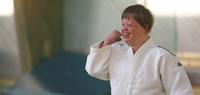 Pajulahti Games: Mikkelin Leena Tarssanen on näyttelevä judoka.