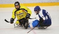 Kiinan kokopäiväkiekkoilijat latoivat tusinan Suomen maaliin parajääkiekon B-sarjan MM-kisoissa.