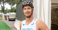 Henry Manni kelasi 400 metrin EM-kultaa Italiassa.