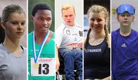 Nuorten paralympiaryhmään 25 urheilijaa vuodelle 2021.