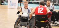 Finland seeking for a wheelchair rugby head coach.