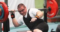 Harri Kauppila 13:nneksi liikuntavammaisten voimanoston MM-kilpailuissa.