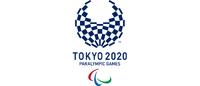 Tokio 2020 paralympialaisten media-akkreditointi.