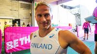 MM-yleisurheilu: Leo-Pekka Tähdelle uran kolmas maailmanmestaruus satasella.