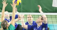 Suomi sijoittui kuudenneksi naisten istumalentopallon EM-kilpailuissa.