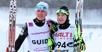 Inkki Inola ylsi Vuokatin maailmancupin parhaaseen suomalaissijoitukseen.