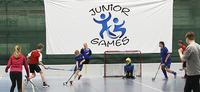 Junior Games -kevätkisat Kuortaneen Urheiluopistolla 10.–11.4..
