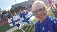 Kuuselalle ja Söderlingille kultaa lyhytkasvuisten World Dwarf Games -kisoista Kanadasta.