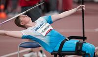 Tokio 2020: Marjaana Heikkinen avasi keihäspronssillaan Suomen mitalitilin paralympialaisissa.