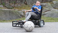 Innokas arvokisadebytantti isännöi sähköpyörätuolijalkapallon EM-kisoja Pajulahdessa.