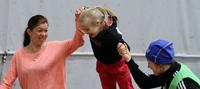 Junior Games tuo säpinää Jyväskylän Hipposhalliin 30. marraskuuta.