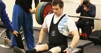 Juhani Kokolle villi kortti Rion paralympialaisten voimanostoon.
