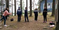 Viiden kaupungin kisoissa Varkaudessa kilpailtiin ja käytiin läpi ajankohtaisia asioita.