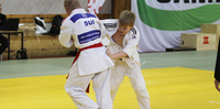 Pajulahti Games 2018: Judokat Akseli ja Maiju voittamattomia Pajulahden tatamilla.