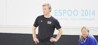 Pajulahti 2017 -blogi: Valmentaja Juvonen uskoo joukkueestaan löytyvän menestyspotentiaalia.